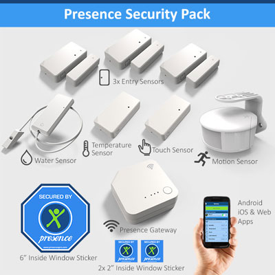 People Power Presence Security Pack