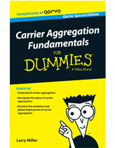 Carrier Aggregation Fundamentals For Dummies®