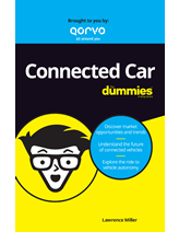 Connected Car For Dummies® E-Book, Qorvo Special Edition