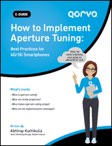 How to Implement Aperture Tuning: Best Practices for 4G/5G Smartphones
