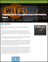 Mobile Wi-Fi Article, Aug. 2016, Wireless Week