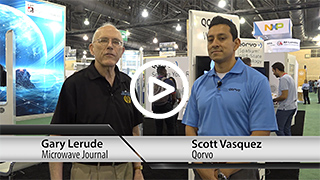 Scott Vasquez Introduces Qorvo's New 5G Wireless Infrastructure Solutions with Microwave Journal