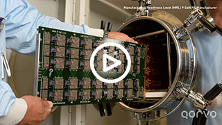 Advanced Microwave Module Assembly (AMMA)